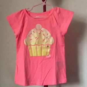 First Impressions Baby Girl Tee